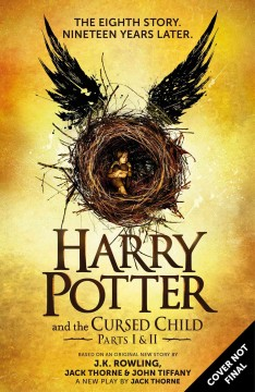 Harry Potter and the Cursed Child, reviewed by: Elise Erwin <br />