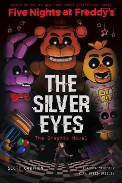 The silver eyes - the graphic novel