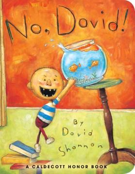 No, David!,