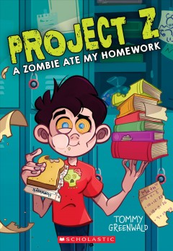 A zombie ate my homework!