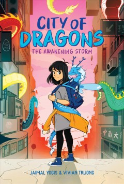 City of dragons. The Awakening Storm The awakening storm