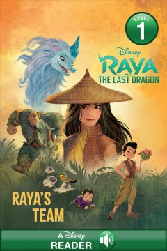 Raya and the Last Dragon Step Into Reading Level #3