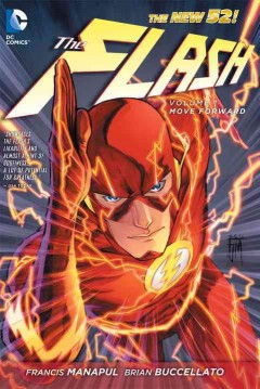 The Flash. Volume 1, Move Forward