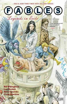 Fables Vol.1: Legends in Exile