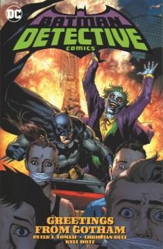 Batman- Detective Comics. Greetings from Gotham Vol. 3, Greetings from Gotham