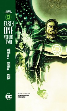 Green Lantern Earth One 2