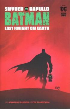 Batman - last knight on earth