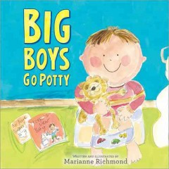 Big Boys Go Potty