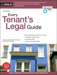 Every tenant's legal guide, 2021