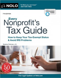 Every Nonprofit's Tax Guide - How to Keep Your Tax-exempt Status & Avoid IRS Problems