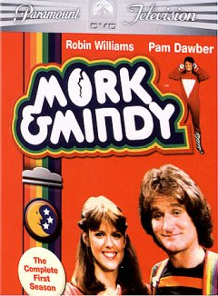 Mork & Mindy. The complete first season