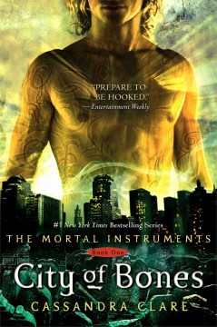 City of Bones, reviewed by: Amy <br />