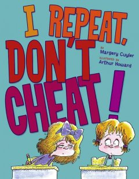 I repeat, don't cheat!