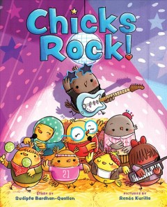 Chicks rock!