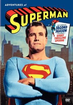 Adventures of Superman - Complete 2nd Season