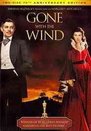 Gone with the wind [Motion picture : 1939][2 Discs]