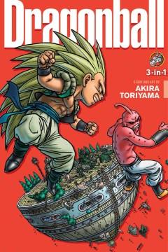 Dragon Ball. 3-in-1. Volume 14 - 40, 41, 42