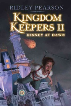 Kingdom Keepers :Disney at dawn, reviewed by: Anna <br />