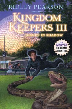 Kingdom Keepers:Disney in Shadows , reviewed by: Anna <br />