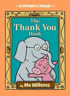 The Thank You Book, reviewed by: Dexter H. <br />