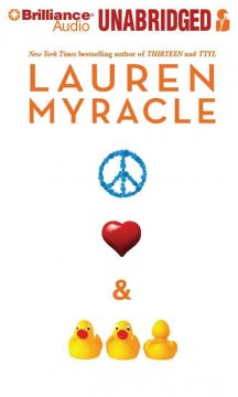 Love, Peace, and Baby Ducks, reviewed by: Katie <br />