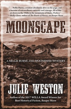 Moonscape - a Nellie Burns and Moonshine mystery