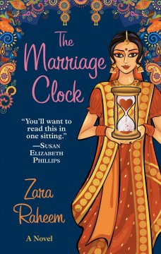 The marriage clock - a novel