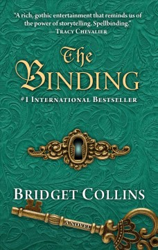 The binding - a novel