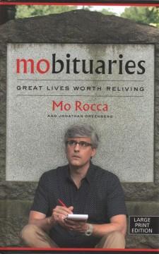 Mobituaries - great lives worth reliving