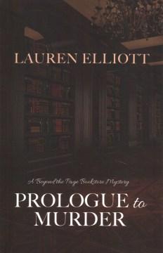 Prologue to murder.