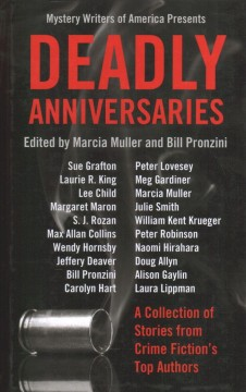 Deadly anniversaries - a collection of stories from crime fiction's top authors