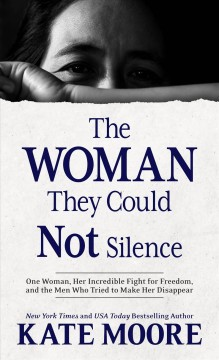 Woman they could not silence