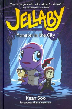 Jellaby. 2, Monster in the city