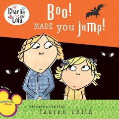 Boo! Made You Jump!