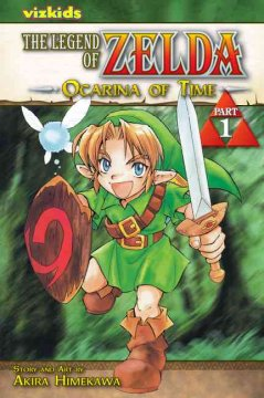 The Legend of Zelda. [1] : Ocarina of Time, Part 1