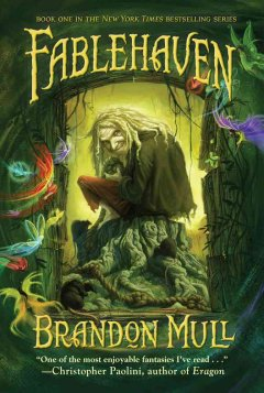 Fablehaven, reviewed by: Nora Collins <br />