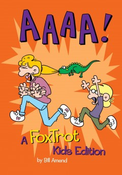 AAAA!: A FoxTrot Kids Edition , reviewed by: aidan <br />