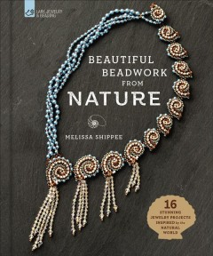5b8edf6cc04900 Beautiful beadwork from nature - 16 stunning jewelry projects inspired by  the natural world