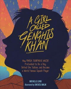 A girl called Genghis Khan - how Maria Toorpakai Wazir pretended to be a boy, defied the Taliban, and became a world famous squash player