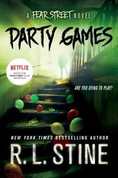 Party Games A Fear Street Novel
