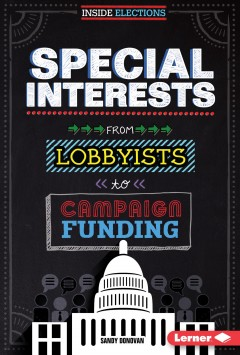 Special interests : from lobbyists to campaign funding