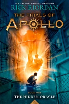 The Trials of Apollo, Book One- The Hidden Oracle