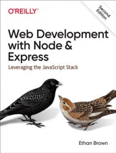 Web development with Node and Express - leveraging the JavaScript stack