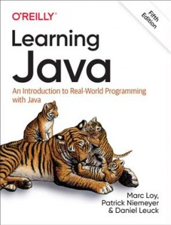 Learning Java - An Introduction to Real-world Programming With Java
