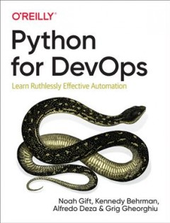 Python for DevOps - learn ruthlessly effective automation