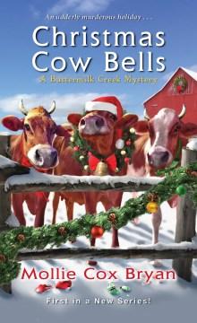Christmas cow bells