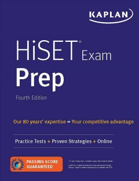 Kaplan HiSET exam prep