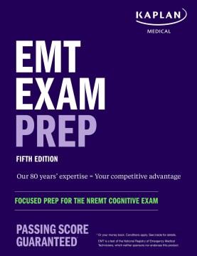 Kaplan EMT Exam Prep