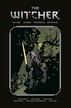 The Witcher Volume 1, issue 1-5