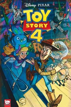 Disney Pixar Toy story 4